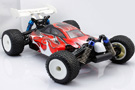 1/18 Brushless 4WD Buggy RTR