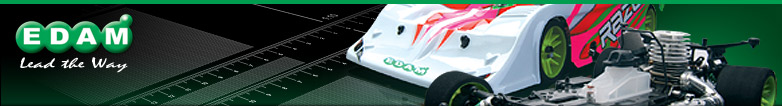 EDAM-your best choice for RC cars!
